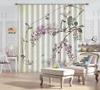 3D Wildflower 1 Blockout Photo Curtain Printing Curtains Drapes Fabric Window AU