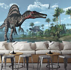 3D Dinosaur World 98 WallPaper Murals Wall Print Decal Wall Deco AJ WALLPAPER