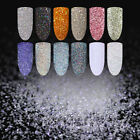 0.2mm Holographicss Nail Art Glitter Sequins Powder Dust Flakes Tips Born Pretty