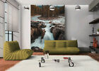 3D Pierre Torrent 7 Photo Papier Peint en Autocollant Murale Plafond Chambre Art