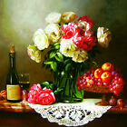 3D Fruits Fleurs 31 Photo Papier Peint en Autocollant Murale Plafond Chambre Art