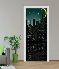 3D Cartoon City 28 Door Wall Mural Photo Wall Sticker Decal Wall AJ WALLPAPER AU