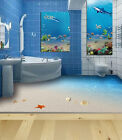 3D Sea Beach Starfish Floor WallPaper Murals Wall Print Decal 5D AJ WALLPAPER