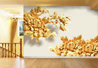 3D Carve Gold Peony 882 Wall Paper Wall Print Decal Wall Deco Indoor Wall for sale  Edmonton