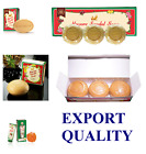 Mysore Sandalwood Soap EXPORT QUALITY 75g choose your pack