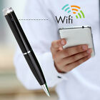 1080P HD Wifi IP Pen Hidden Monitoring Security Recorder Streaming Monitor