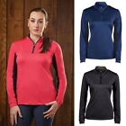 Dublin Airflow Ladies Long Sleeve Shirt Technical Horse Riding Base layer - SALE