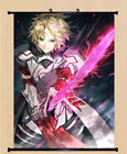 Fate/Apocrypha Mordred  Wall Picture Poster Wall Home Scroll Decor Gift -49