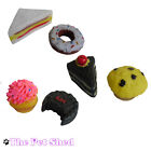 Dog Puppy Pet Play Bite Chew Chase Fetch Squeaky Sweet Treats Two Toy set