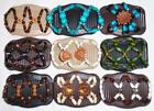 """Double Magic Hair Combs, Angel Wings Clips 4x3.5"""", African Butterfly,Quality S47"""