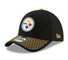 NEW ERA 39THIRTY NFL SIDELINE 2017 PITTSBURGH STEELERS