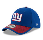 NEW ERA 39THIRTY NFL SIDELINE 2017 NEW YORK GIANTS