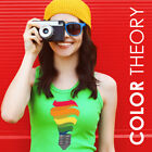 """Color Theory Heat Transfer Vinyl PU HTV For Heat Press or Iron On - 20"""" x 1 Yard"""