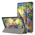 For 2017 New Apple iPad 9.7/pro 10.5 Painted Flip Leather Protective Case Stand