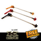 KCNC KQR Titanium Skewer Ti Quick Release Super Light Weight  For MTB Mountain