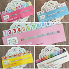 Stick Marker Slim Sticky Note Tabs Kawaii Stationery Self Stick Notes Tab Memo