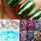 Nail Glitter Sequins Sweet  Nail Art Shiny Flakies Paillette Decoration