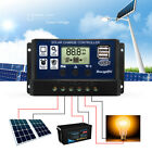 PWM 20/30A 12V/24V Solar Panel Controller Regulator Charge Battery Protection