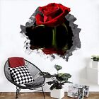 3D Red Rose 308 Wall Murals Wall Stickers Decal Breakthrough AJ WALLPAPER AU