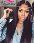 Silk Base Lace Front Wigs Straight Lace Front Wig Brazilian Remy Human Hair Wigs