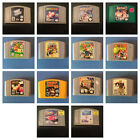 Nintendo 64 Used Video Game >>> Pick Your Game <<<  N64
