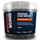 Organic Natural Chia Seeds from THE PROTEIN WORKS™ - 500g