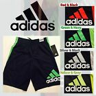 ADIDAS Boys Athletic Basketball Shorts Pockets Sports ALL SIZES NEW WITH TAGS