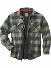 Legendary Whitetails Men's Archer Thermal Lined Shirt JacketCoats & Jackets - 177868
