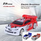 ZD Racing RAPTORS D16-M6 - 1/16 - 3CH 60km/h Brushless RTR On-Road RALLY CAR