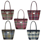 Tweed Tote Handbag by Earth Squared in a choice of colours