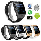 LG128 Waterproof Bluetooth Smart Watches Sync for Samsung HTC iPhone Android【US】
