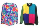 Size Small - S.G. Sport Quilted & Silk Feel Long Sleeve Tops