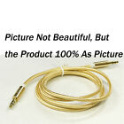 Auxiliary Cable Cord for iphone MP3 iPod Car sterio Pc 3.5mm X 3ft AUX wire