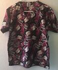 Betty Boop Scrup Top New with Tags $30.71 CAD