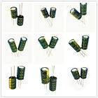6.3-50V Sanyo High Frequency LOW ESR Radial Electrolytic Capacitor 470-3300uF ES