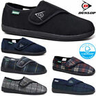 MENS DIABETIC ORTHOPAEDIC EASY CLOSE WIDE FIT MACHINE WASHABLE SLIPPERS SHOES