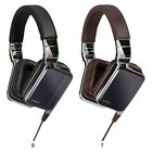 NEW HA-SR85S Ésnsy Closed Type Headphones Black Brown Japan Import With Tracking