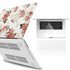 Apple MacBook Pro 13 15 inch Touch Bar 2016 Slim Rubberized Hard Case Cover Skin