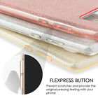 For Samsung Galaxy Note 8 - TPU Rubber Shiny Glitter Bling Gummy Skin Case Cover
