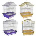 Heritage Cages Small Bird Cage Budgie Finch 36x29x46CM Budgies Canary Home Pet