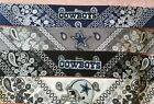 DALLAS COWBOYS BANDANA BAND $8.99 USD on eBay