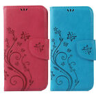 Retro Leather Wallet Phone Case Cover For iPhone 6 6s 7 Plus 5s Samsung Phones