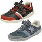 Clarks Boys Light Up Shoes - Wing Brite