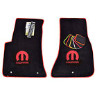 Dodge DART Floor Mats - Custom FIT - Mopar Embroidery - 32OZ 2PLY High Quality $ USD