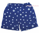 Cotton Pattern Star Peacock Girl Kid Child Party Dance Pants Shorts 1-8Y