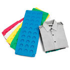 Clothes Folder Small Magic Fast T-Shirts Laundry Storage Plactic Folding Board