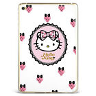 Kawaii Hello kitty Strawberry Soft Silicone Case Cover For Samsung iPad A08D51