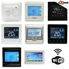 Manual or  Programmable Thermostat - White, Silver or Black for any Heating