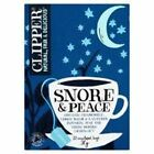 clipper snore and peace tea - Clipper Snore and Peace Organic Tea Bags 20'S 30g