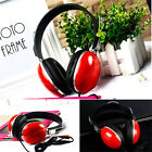 Soyto SY822MV Headphones Over Ear/ Orange, Red, Yellow/ Brand New- Free Shipping